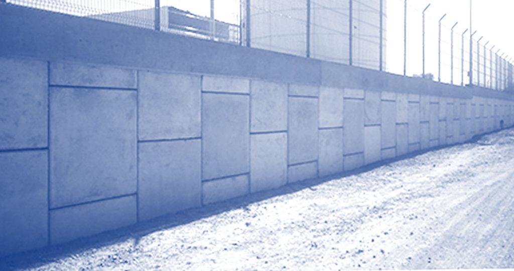 muro de contención copresa