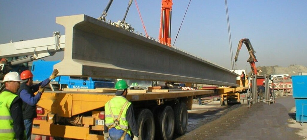 Prefabricados Pretensados de Concreto