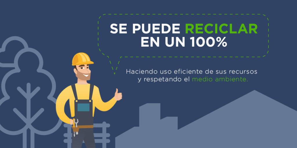¿Sabías que el Concreto es Reciclable?